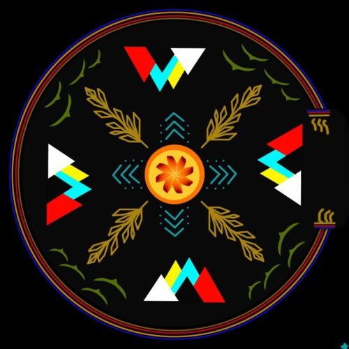 navajo_ il mandala della guarigione